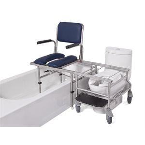 chaise de bain et transfert standard. Black Bedroom Furniture Sets. Home Design Ideas
