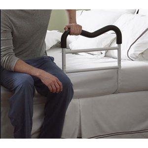 barre de lit poign e d 39 appui m rail. Black Bedroom Furniture Sets. Home Design Ideas